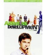 Arrested Development - Season 2 (DVD, 2009, 3-D... - $9.00