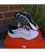 Womans nike zoom winflo 7 running shoes size 8.5 US  - $108.85