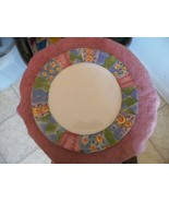 Sango Sweet Shoppe-Biscotti dinner plate 3 available - $4.75