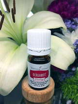 Bergamot Vitality Essential Oil by Young Living... - $16.00