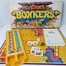 Parker Brothers This Game Is Bonkers Board Game No 51 Vintage 1978 Ages 8+ - $29.70