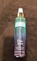 New Victoria's Secret Neon Paradise Dry Fragrance Body Oil Tropic Rain 1... - $14.30