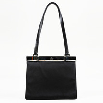 Gucci Black Canvas Shoulder Bag - $235.00