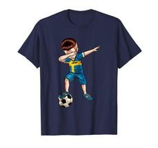 Brother Shirts - Dabbing Soccer Boy Sweden Jersey Shirt - Football Tee Gift Men - $19.95+