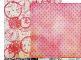 Teresa Collins Freestyle 7x10 Inch Project Kit, Paper Crafting #FR1615 image 11
