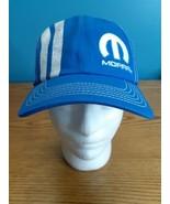 MOPAR Racing Baseball hat cap Blue & White Adjustable Jack Phelan Countr... - $19.75