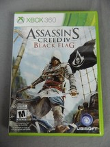 Assassin's Creed IV Black Flag - Xbox 360 - $7.42
