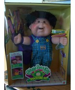 RARE COLLECTOR CABBAGE PATCH SNACKTIME KID BOY DOLL TONY BARTON Feb 28 -NRFB 199 - $125.00