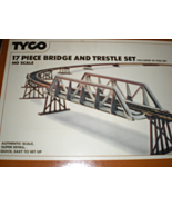 HO Trains - Bridge and Trestle Set - $15.00