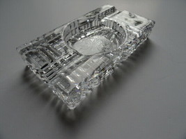 Waterford Crystal Partner Ashtray - $195.00