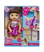 NEW Baby Alive My Baby All Gone Doll  Brunette - $46.54