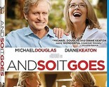 AND SO IT GOES BLU-RAY - SINGLE DISC EDITION - NEW UNOPENED - DIANE KEATON