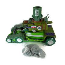 Teenage Mutant Ninja Turtles Sewer Lid Launcher Vehicle Playmates Toys 2... - $94.04