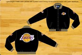 JH Design LA Lakers Satin Jacket  - $79.95