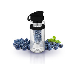 Largest Infuser Bottle 32 OZ BPA Free gym office work weight loss Fruit ... - $9.03