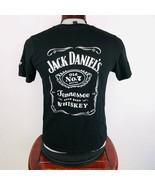 Jack Daniels Old No 7 Back Logo L T-Shirt - $29.69