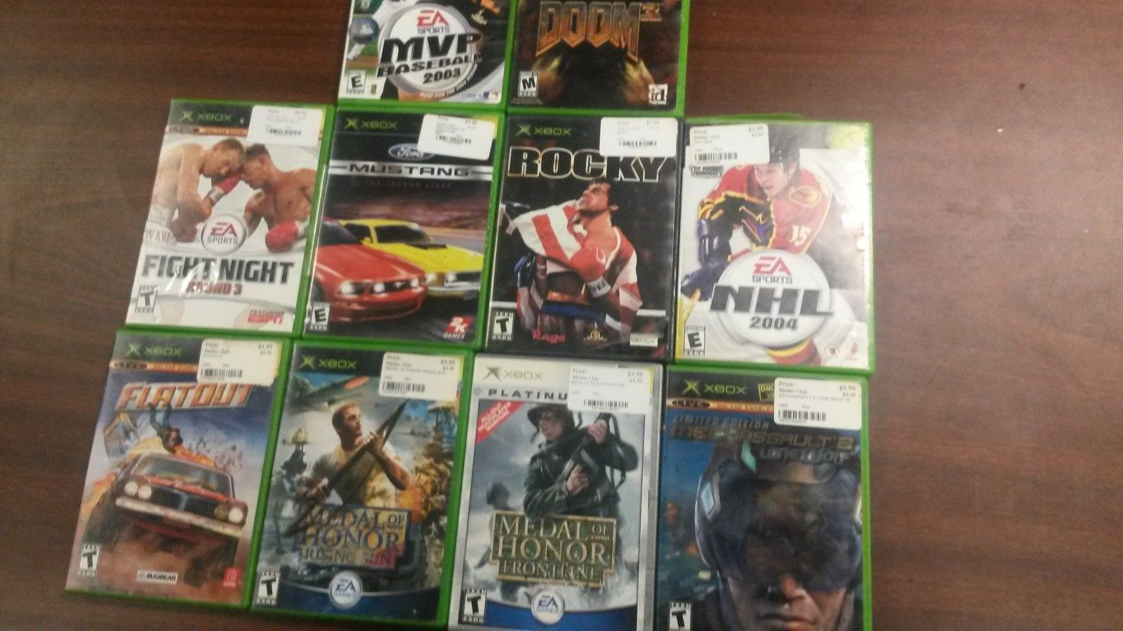 Old Xbox 360 Games : Original xbox game bundle that works on games