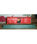 HO Trains - Box Car -Burlington Route - $15.00