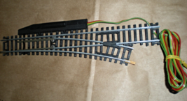 HO Trains - Switch Track (to the right) - $6.90