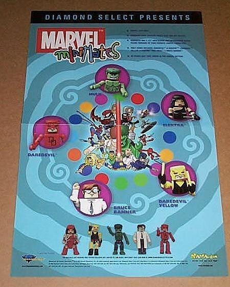Hulk marvelminimates 2sided 1711
