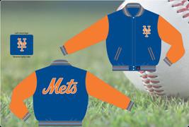 NY Mets Wool Jacket - $129.95