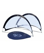 G3Elite 5 Footer Portable Pop Up Foldable Soccer Goals, Black (1 Yr Warr... - $34.86