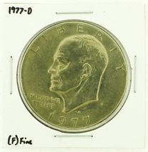 1977-D Eisenhower Dollar RATING: (F) Fine (N2-4209-22) - £2.40 GBP