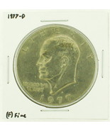 1977-D Eisenhower Dollar RATING: (F) Fine (N2-4209-24) - €2,51 EUR