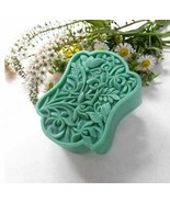 Silicone Mould Flower and Butterfly Handmade Soap Candle Making Flower C... - $17.75