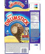 nestle drumstick ice cream box baseball card ichiro seattle mariners sea... - $39.99