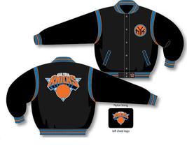 New York Knicks NBA Wool Jacket  - $119.95