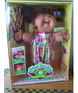 RARE HISPANIC COLLECTOR CABBAGE PATCH SNACKTIME KID  DOLL LIVIA JANET Nov 30 NRF - $125.00