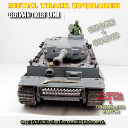 Rc tank tiger 1