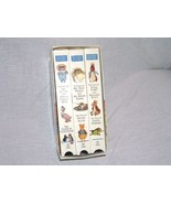 Beatrix Potter THE WORLD OF PETER RABBIT AND FRIENDS 3 pk VHS Set NEW! - $9.96
