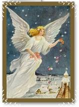 Customizable christmas angel card recd59fff70734daabdb1a933a05103c2 xvuat 8byvr 512z thumb200