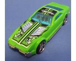 Hot wheels green car front thumb155 crop