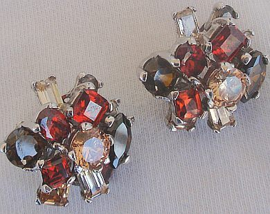 Massimo ruaro colorful earrings 1
