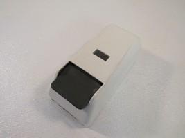 Standard Commercial Washroom Soap Dispenser White Surface Mounted - $26.49