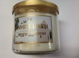 White Barn no.3 Renew and Refresh 14.5 oz Candle jasmine, fresh air, & t... - $45.00