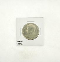 1981-D Kennedy Half Dollar (F) Fine N2-3737-1 - $4.99