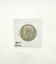 1981-D Kennedy Half Dollar (F) Fine N2-3737-4 - $3.95