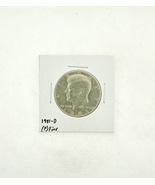 1981-D Kennedy Half Dollar (F) Fine N2-3737-5 - $4.99