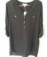 Calvin Klein Ladies Large Shirt Brand New w/ Tag - $30.00
