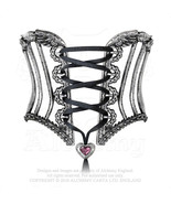Tightlace Corset Bangle by Alchemy Gothic - $99.95
