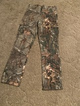 Browning Boys Youth Sz XL Camouflage Cargo Hunting Pants Camo - $39.59