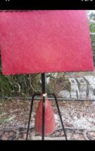 Atomic Mid Century Modern Tripod Rocket Floor Lamp - $1,149.00