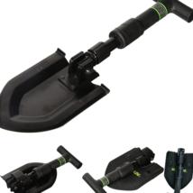 Schrade SCHSH1 16.6in Stainless Steel Telescoping Shovel with 7.4in Shov... - $51.34 CAD