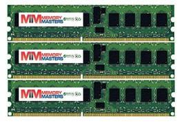 MemoryMasters NOT for PC/! 12GB 3x4GB Memory ECC REG PC3-12800 for Power... - $34.07