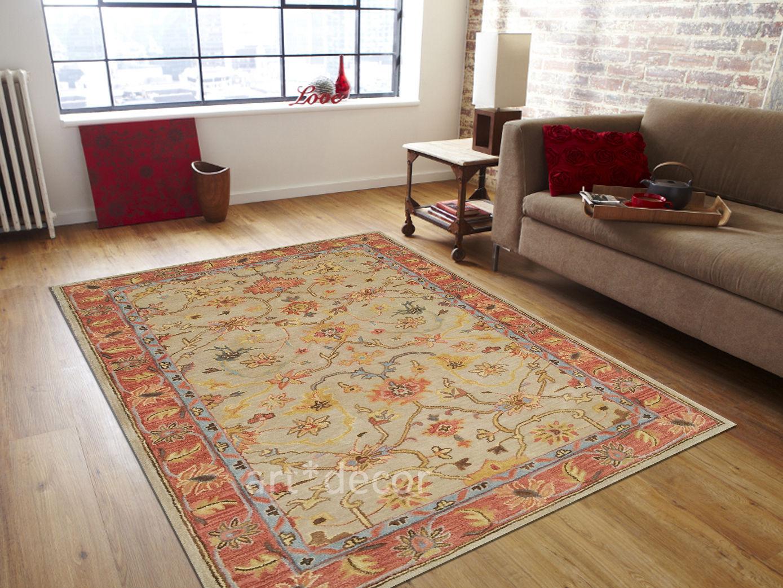 Brand New Persian 9x12 Elham Woolen Area Rugs Carpet