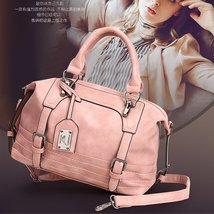 2018 Fashion Women PU Leather Tote Satchel Purse Lady Messenger Handbag Shoulder